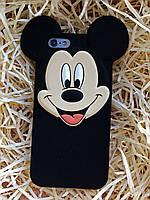 Силиконовый чехол Микки/Мини Маус iPhone 6S/6