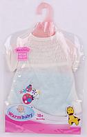 Одежда для пупса baby born (копия) dbj-440  кк
