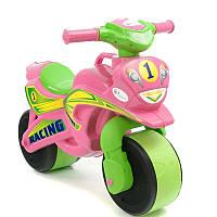 """Мотобайк """"Спорт""""  0139/30 розовый,Фламинго"""