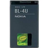 Аккумуляторная батарея ОРИГИНАЛЬНАЯ для Nokia C5-03, GRAND Premium Nokia BL-4U(1 год гарантии)