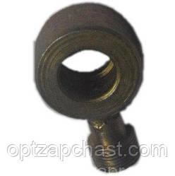 Угольник (банджо) поворотный (внутренний)под болт гидравлический Ф20  с резьбой М20