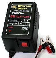 Зарядное устройство для мото аккумуляторов 0,3-1,2А 6В