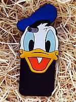 Силиконовый чехол Дональд Дак iPhone 6S/6
