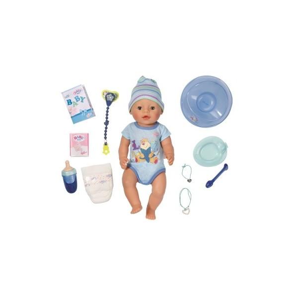 Кукла  BABY BORN - Очаровательный малыш 43 см. с аксессуарами