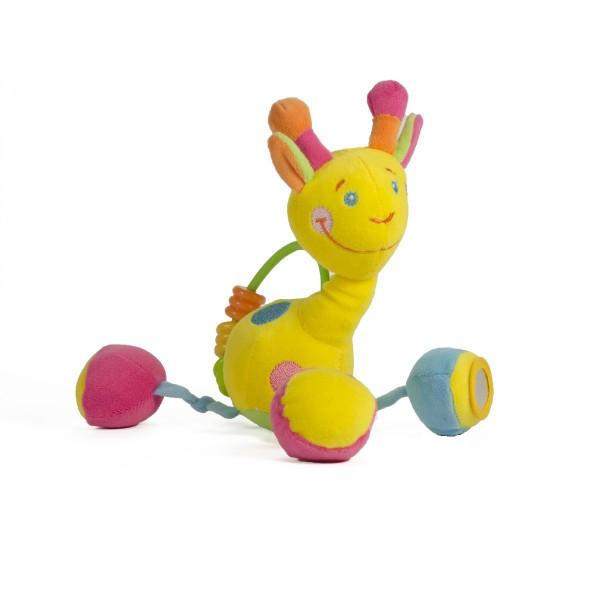 Жираф Додо подвеска погремушка