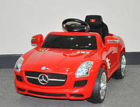 Легковой детский электромобиль Mercedes SLS AMG RED T-793 (108*62*49см)