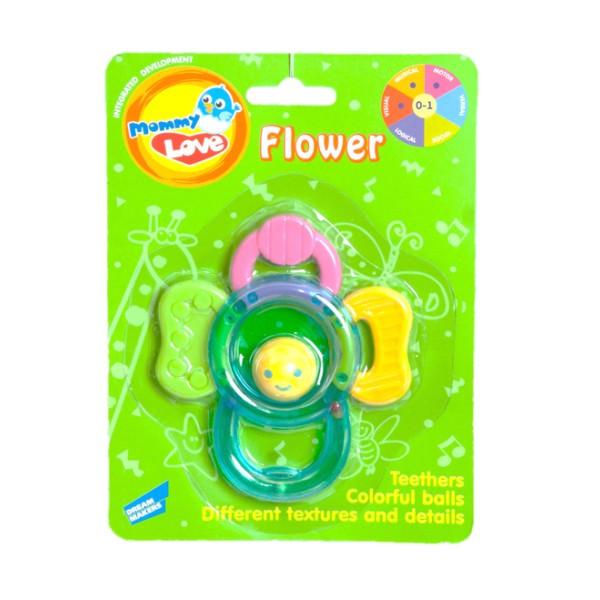 Игрушка - погремушка  Цветок