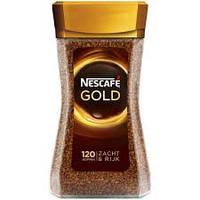 Кофе растворимый Nescafe Gold, 200 г