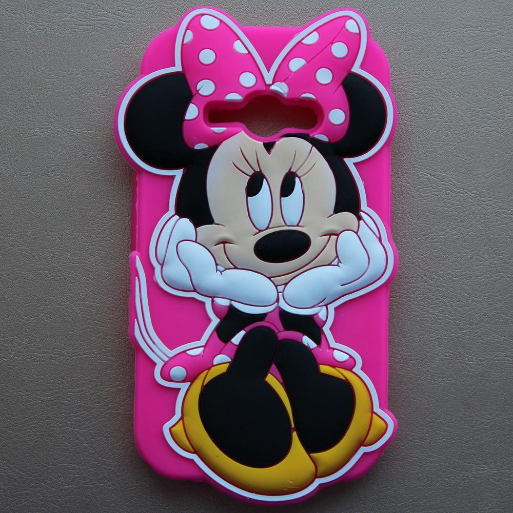 Чехол Minnie Mouse для Samsung Galaxy J1 Ace J110
