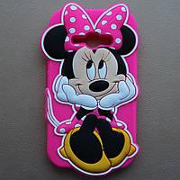 Чехол Minnie Mouse для Samsung Galaxy J1 Ace J110, фото 1