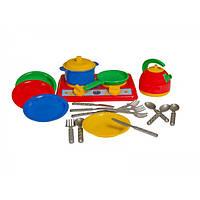 Набор детской посуды Галинка 7