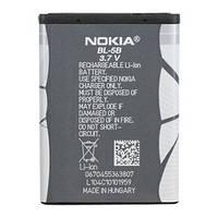 Аккумуляторная батарея ОРИГИНАЛЬНАЯ для Nokia N80 Internet Edition, GRAND Premium Nokia BL-5B (1 год гарантии)