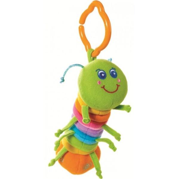 Подвеска дрожащая гусеница
