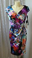 Платье летнее атласное Vera Mont р.44 7452, фото 1