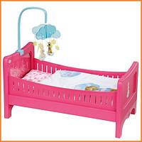 Интерактивная кроватка для куклы Baby Born Радужные Cны Zapf Creation 822289