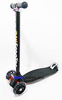 Самокат детский maxi scooter до 70 кг 4 колеса
