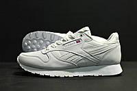 Кроссовки женские Reebok Classic белые кожаные