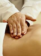 Методика массажа при остеохондрозе