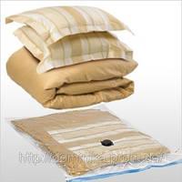 Вакуумные мешки для хранения вещей 70х100 см
