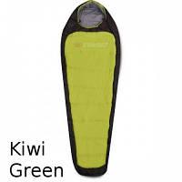 Спальник Trimm IMPACT kiwi green/dark grey (зелений) 185 R