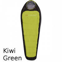 Спальник Trimm IMPACT kiwi green/dark grey (зелений) 195 R