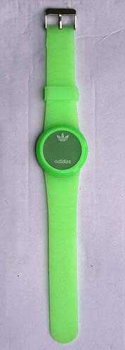 Часы Adidas силиконовые круглый корпус