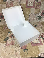 Коробка для торта Молочная 250*250*90