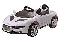 Легковой детский электромобиль T-766 WHITE (106*62*42см)