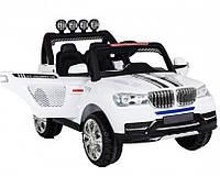 Детский двухместный электромобиль BMW T8088B белый***