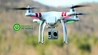 В Китае разработали дрон-невидимку