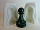 """Молд силиконовый """"Шахматы Пешка"""" 3Д 3,3 см 2,5 см, фото 2"""