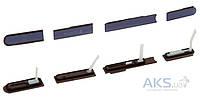 Aksline Комплект боковых заглушек Sony C6602 / C6603 / C6606 L36h Xperia Z Purple