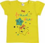 Летняя футболка на девочку 1-2 года Sea, фото 4