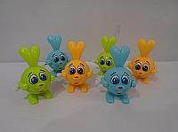 Заводная игрушка Кролик «Смешарик»