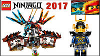 Вышли новые серии мультфильма ниндзяго, а также с новыми сериями вышли новинки конструкторов.