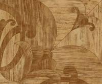 40х40 Керамическая плитка пол Венеция темно-бежевый