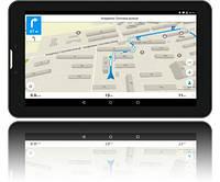 """GPS навигатор Shuttle PNT-7045, экран 7 дюймов (7,0"""", ОС Андройд)"""