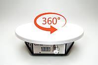 Поворотный стол Twist360 для предметной съемки 3D 360 обзоров.