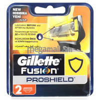 Сменные кассеты Gillette Fusion ProShield (2 шт.)
