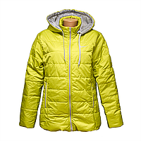 Куртка женская большие размеры оптом со склада в Одессе KD425-6