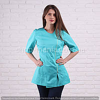 Женская медицинская блуза на молнии SM 1009-1 Дана, фото 1
