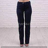 Женские медицинские брюки на молнии с пуговицей SM 1006-1 Грация