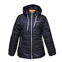 Куртка женская больших размеров Производство Украина по низким ценам  KD1425-5