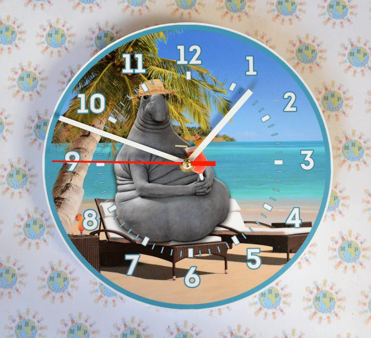 Ждун. Настенные часы - Мир стендов. Значки, часы, магниты, детские товары и сувениры в Киеве