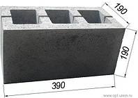 Стеновой камень, Блоки бетонные, строительные блоки 19х19х39 Херсон
