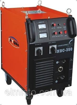Промышленный сварочный аппарат SHYUAN NBC-350