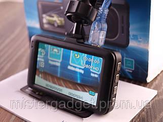 ВидеорегистраторDVR FH06 BlackBox. Угол обзора 170 градусов