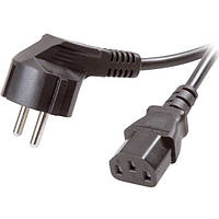Сетевой шнур питания кабель для компьютера 1,5м