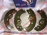 Колодки тормозные задние с эксцентриком ваз 2103 2106  ЗАРЗ Люкс, фото 2