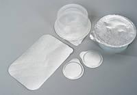 Крышка алюминиевая без печати Ø75мм